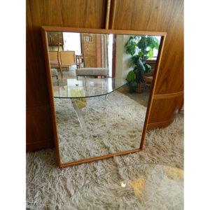 Danish Modern Teak Mirror