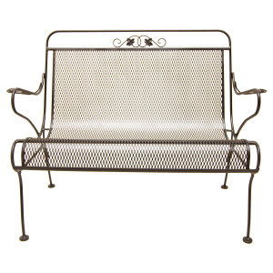 Salterini Patio Settee