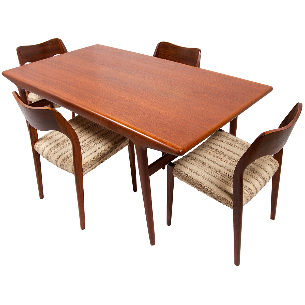 Modern mobler - Expandable buffet dining table ...