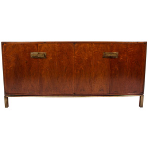 Decorator MCM Walnut Sideboard / Dresser