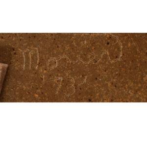 Large MCM Pottery Vase / Vessel / Jug