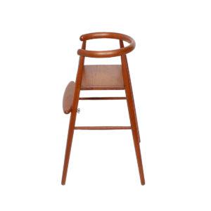 Nanna Ditzel Teak Toddler Adjustable Highchair