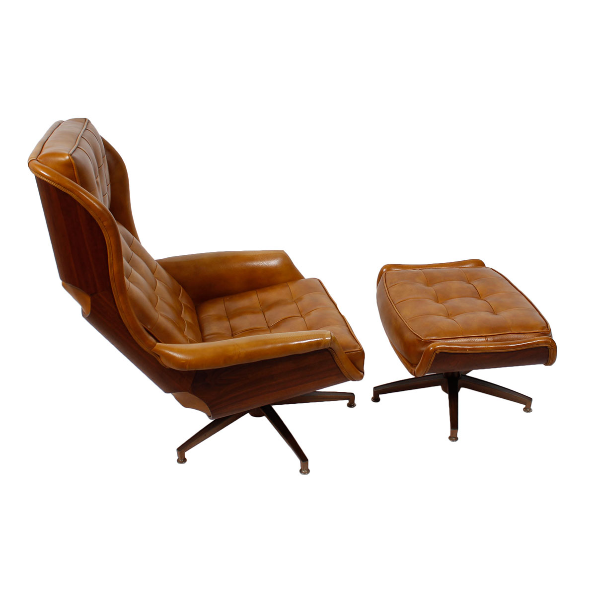 luxury eames aluminum group lounge chair replica living room
