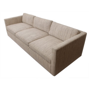 Knoll Charles Pfister Long U0026 Low Sofa W/ Original Upholstery