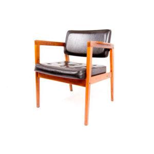 Swedish Mid Century Modern Accent / Desk Chair