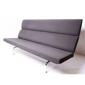 Herman Miller Eames Compact (72.5″) Sofa