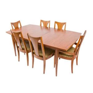 Broyhill Brasilia Mid Century Modern Dining Set