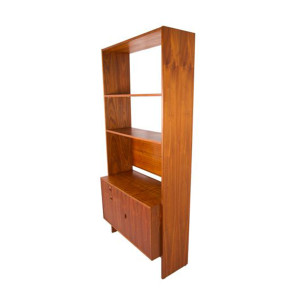 HG Stand Alone Wall Unit / Room Divider Bookshelf