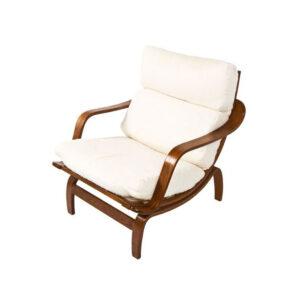 Scoop Mid Century Modern Lounge Chair