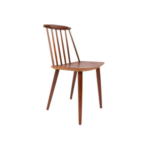 FDB Danish Modern Teak Chair