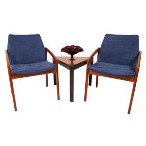 Pair of Kai Kristiansen Chairs