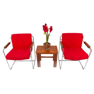 Pair of MOD Accent Chairs
