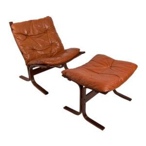Westnofa's Siesta Lounge Chair and Ottoman