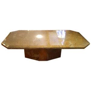 Roche-Bobois Marble Coffee Table