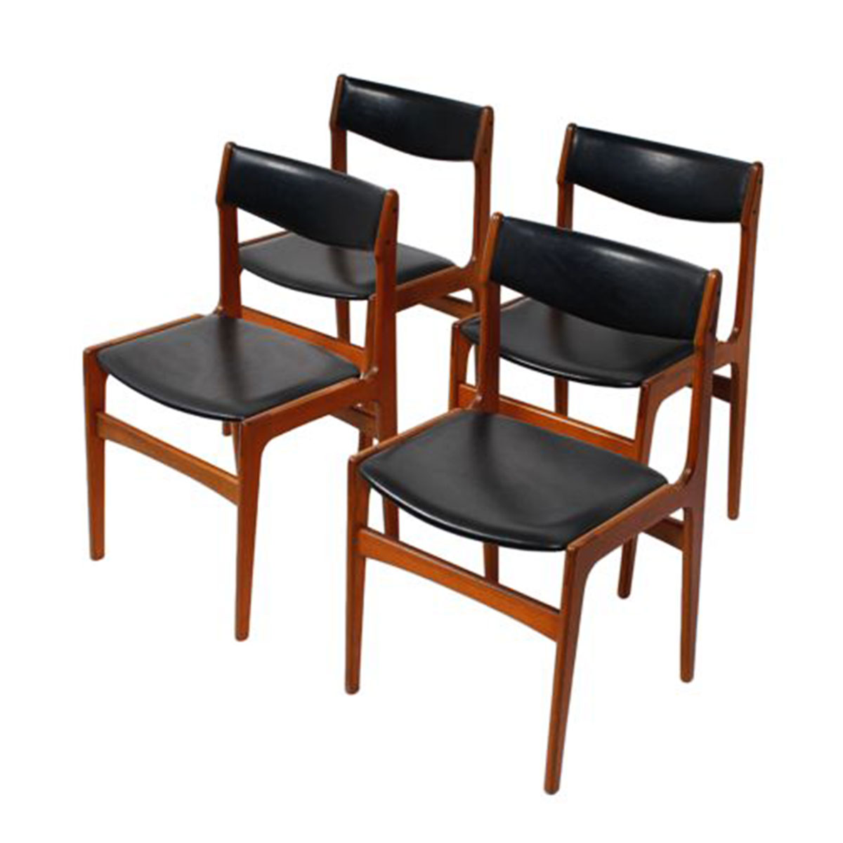 Teak Dining Chair Teak Dining Chair Chd 037 Teak Dining  : 3380 4DanishModernTeakDiningChairs from amlibgroup.com size 1200 x 1200 jpeg 101kB