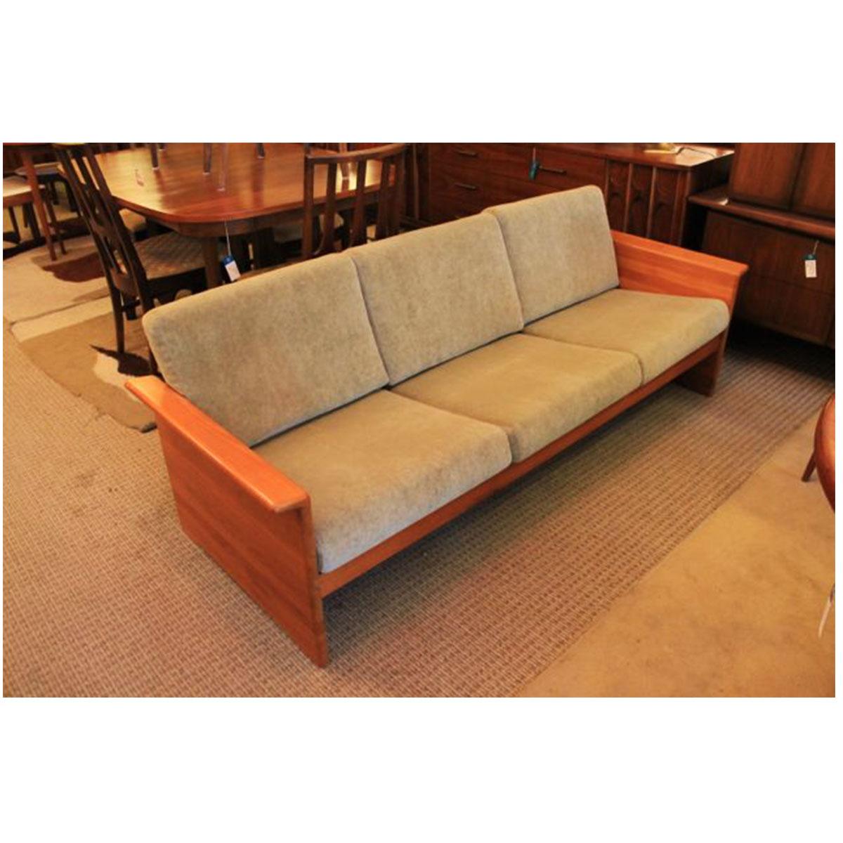 Bon Danish Modern Teak Sofa