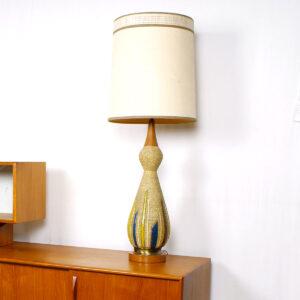 Mid Century Modern Ceramic Lamp