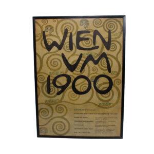 1964 Vienna Festival Poster