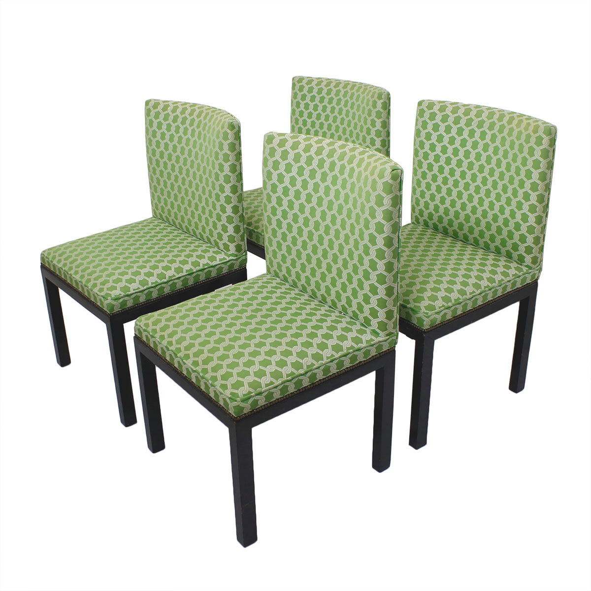 Accent Chairs Sold In Pairs.Set Of 4 Decorator Dining Accent Chairs 2 Pairs Available