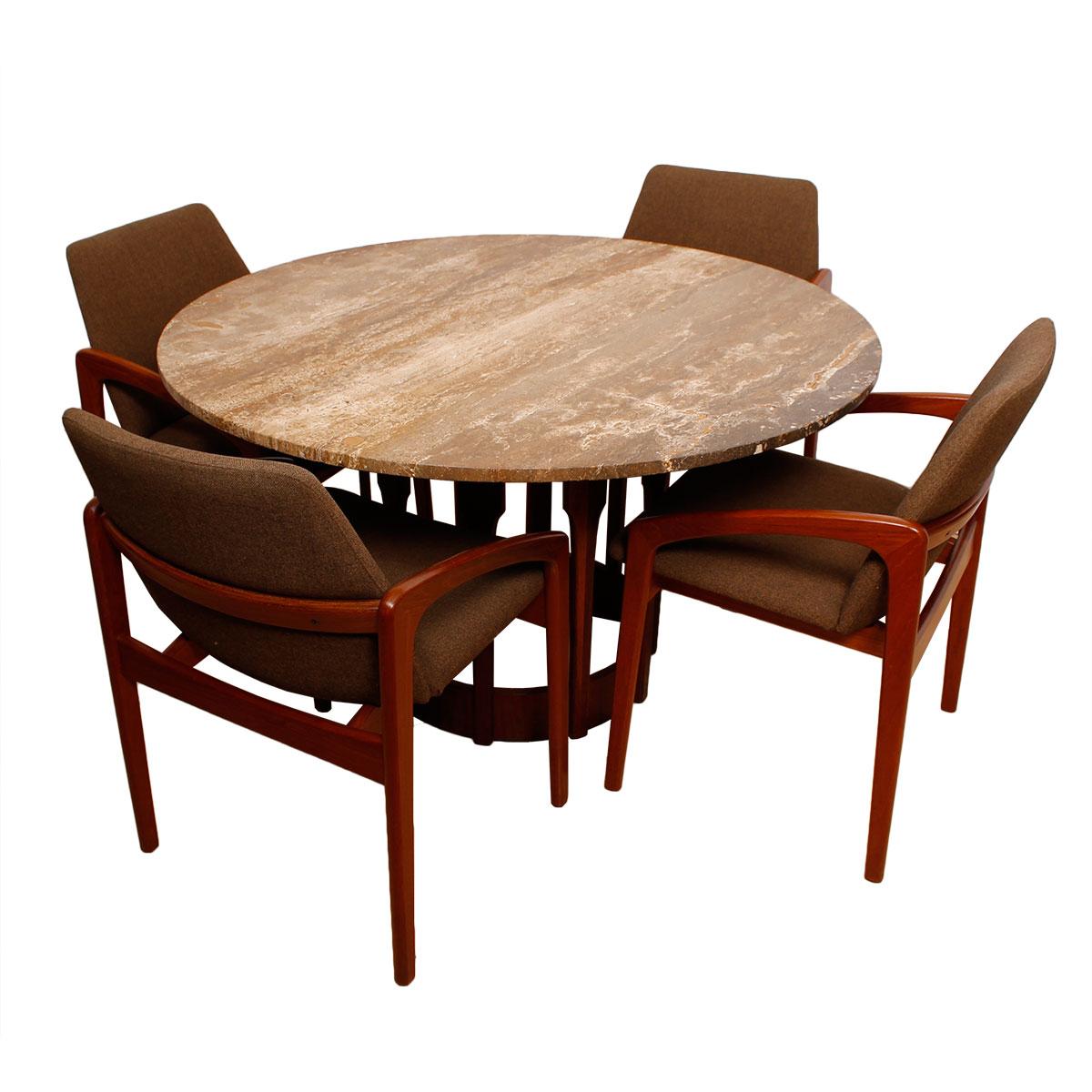 Harvey Probber Marble Top Rectangular Coffee Table W: Modern Mobler