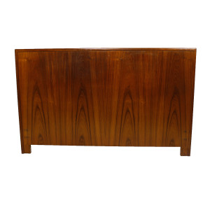 Danish Modern Teak Full / Twin Headboard