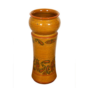 Large Italian Art Pottery Vase – Bitossi for Rosenthal Netter