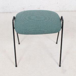 Hairpin Upholstered Stool / Ottoman