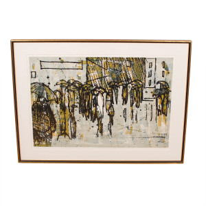'Summer Showers' by Jack Perlmutter – DC Listed Artist