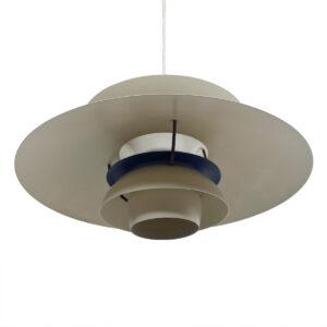 Vintage Poul Henningsen for Louis Poulsen PH5 Pendant Light