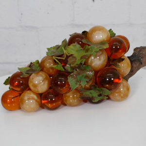 Vintage Lucite Cluster of Grapes