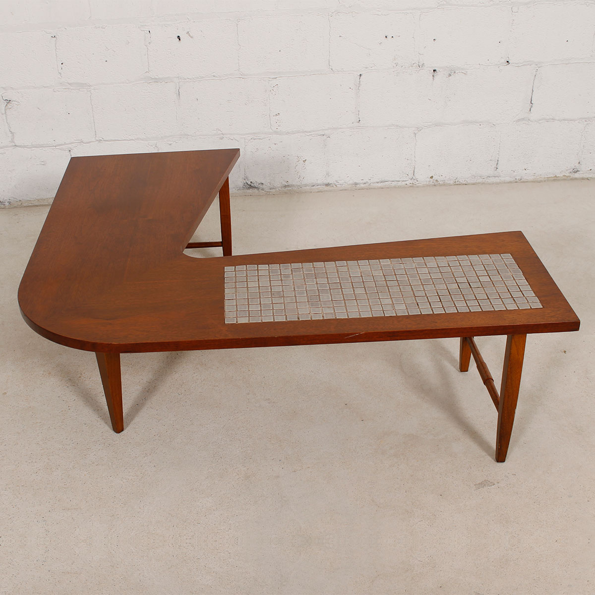 Modern Mobler - Mid century modern boomerang coffee table