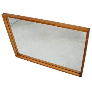 Large Mid Century Modern Mirror
