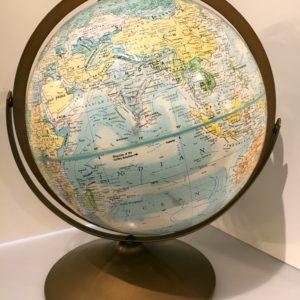 Vintage Globemaster Globe