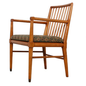 Widdicomb Style MCM Accent Arm Chair — New Upholstery!
