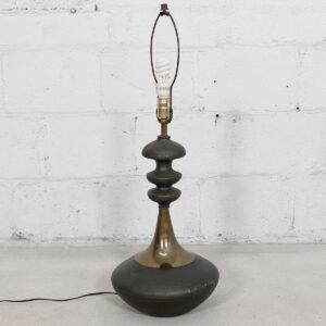 Mid Century 'Arabian Genie' Style Table Lamp