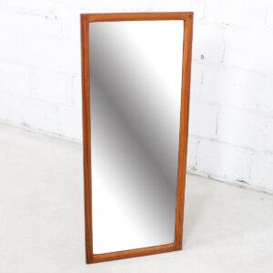Aksel Kjersgaard Tall & Slim Compact Danish Rosewood Mirror