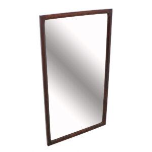 Aksel Kjersgaard Palisander / Rosewood Mirror – Model No. 166