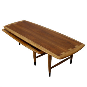 Rare Lane Acclaim Expanding Boomerang Coffee Table