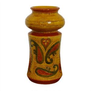 Petite Italian Art Pottery Vase – Bitossi for Rosenthal Netter