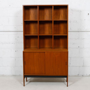2-Piece Adjustable Display / Storage Cabinet