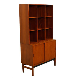 2-Piece Adjustable Display / Storage Cabinet