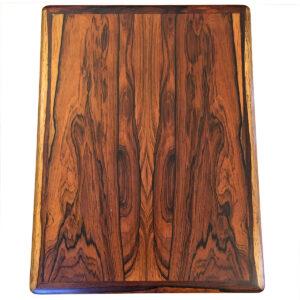 Rosewood Nesting Tables by Arne Halvorsen for Rasmus Solberg, Norway
