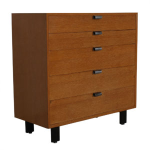 George Nelson MCM Tall Dresser for Herman Miller