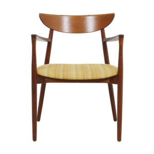 Danish Modern Accent Arm Chair