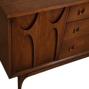 Mid Century Modern Broyhill Brasilia Sideboard / Dresser
