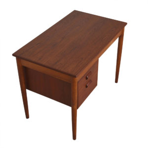 Early Borge Mogensen Danish Teak Compact Designer Desk
