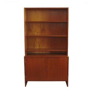 Rare Pair of Wegner Danish Teak Storage / Display Cabinets by Ry Mobler