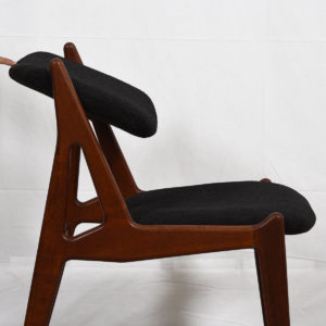 Arne Vodder Set of 6 Pivot Back Dining Chairs