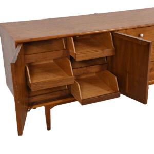 1950s Drexel Declaration Walnut Dresser