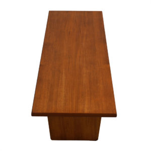 Kurt Ostervig Danish Modern Teak Coffee Table